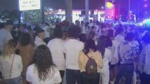 Con una vigilia honran a las víctimas mortales del accidente vehicular registrado en Miami-Dade