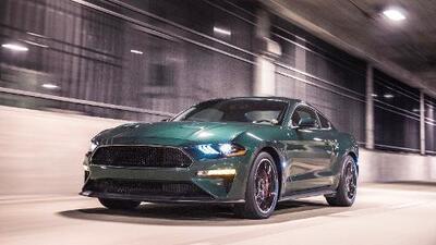 El excitante Ford Mustang Bullitt 2019 debuta en el Auto Show de Detroit 2018