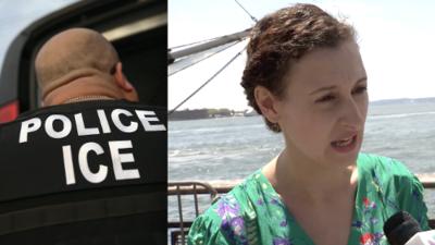 Se reportan en Nueva York intentos de arrestos por parte de ICE