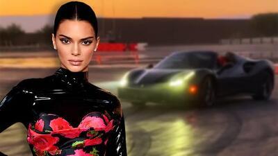 Al estilo 'Fast & Furious' Kendall Jenner celebra su cumpleaños 24