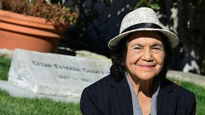 La inspiradora historia de Dolores Huerta, ícono del activismo en pro de los derechos civiles