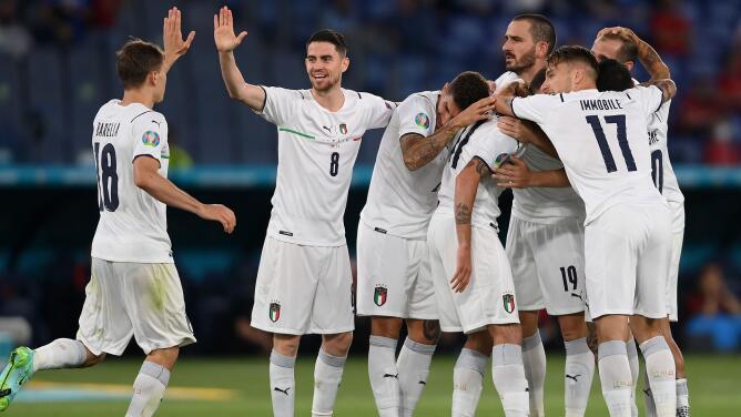 Así quedó el Grupo A de la Euro tras la primera jornada