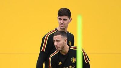 Courtois ya es jugador del Real Madrid y Hazard está casi listo, afirman medios europeos