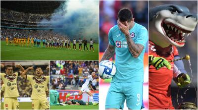 Las postales de la Jornada 12 en la Liga MX