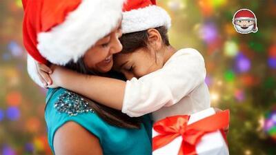 Para Omar y Argelia la Navidad es...