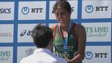 Cecilia Ramírez reveló sus próximos objetivos como triatleta