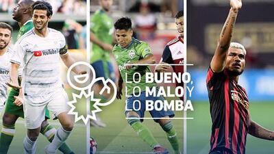 A punta de Golazos, Carlos Vela, Raúl Ruidíaz y Josef Martínez lideran la fecha 14 de la MLS