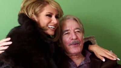 Daniela Castro y Enrique Rocha se declaran culpables... de ser padre e hija en esta nueva teleserie