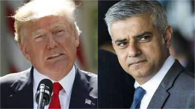 Trump reprueba la reacción del alcalde de Londres tras el atentado que deja al menos 7 fallecidos
