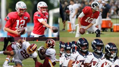 Power Rankings TUDN al arranque de la pretemporada de la NFL