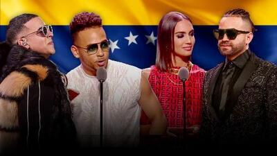 Los seis momentos en los que Venezuela acaparó la atención en Premio Lo Nuestro