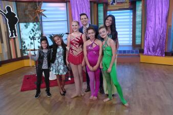 Niños talento nos muestran sus habilidades en 'Quiero ser estrella por 1 minuto'