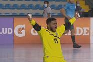México debuta con derrota en el premundial de futsal de Concacaf