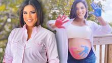 Francisca entra en su séptimo mes de embarazo con 40 libras más y algunas dudas