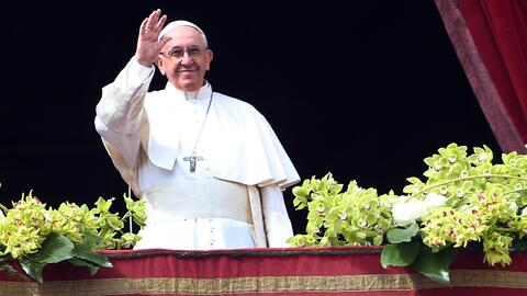 Papa pide responsabilidad a quienes tienen el poder en Venezuela para acabar con la injusticia social y la violencia