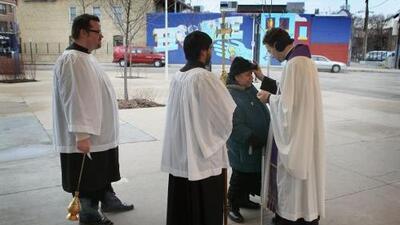 Horario Misas de Cenizas en parroquias de Phoenix