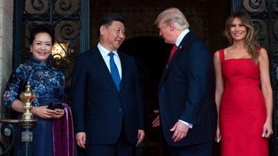Siria ensombrece la cumbre de Mar-a-Lago entre  Xi y Trump (y la invitación a que visite China)