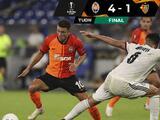 Shakhtar se clasifica a Semifinales de la Europa League tras vencer al Basel
