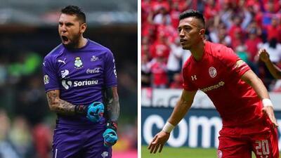 Así se jugaría la final entre Toluca y Santos