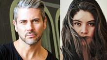Novia de Ricardo Crespo da sus primeras declaraciones ante el escándalo por abuso sexual del actor con su hija