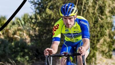 Fallece ciclista belga de un infarto repentino