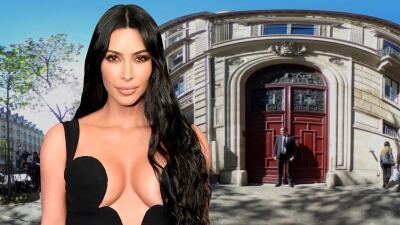 Millonario asalto que sufrió Kim Kardashian en París es convertido en cómic y revela detalles de lo ocurrido