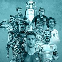 Los bombos del sorteo de la Eurocopa 2020