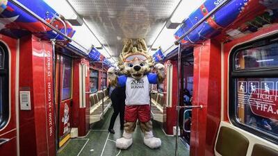 Día 2 | El metro de Moscú, bello, funcional y con partidos del Mundial