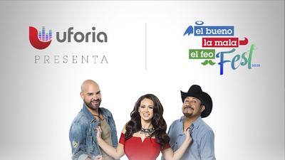 El Bueno, La Mala y El Feo Fest VIP