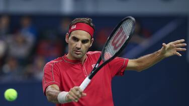 Roger Federer jugará por Suiza en Tokio 2020