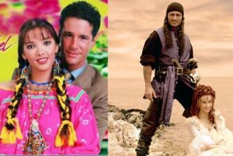 ¿Recuerdas estas telenovelas?