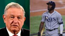 Beisbolista cubano pide ser mexicano; AMLO lo contempla