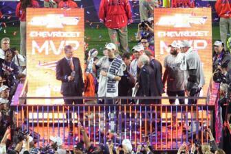 Patrios ganaron su cuarto Super Bowl