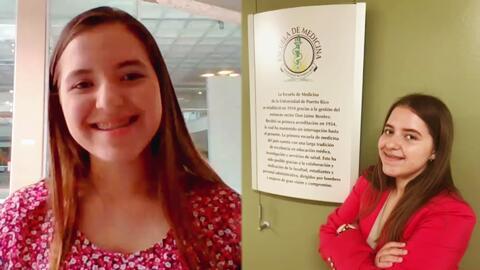 A sus 14 años está a punto de convertirse en estudiante de medicina: esta es la historia de Alexandra Franco
