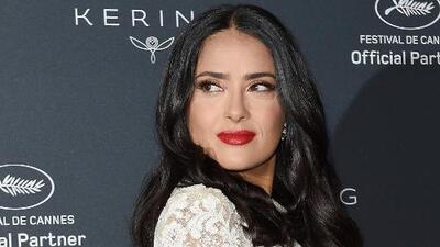 Salma Hayek habla sobre el acoso que habría sufrido a manos del productor Harvey Weinstein