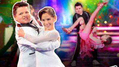 Aplausos de pie y reproches de los jueces, así fue la evolución de Valeria y Ramón en la pista de baile