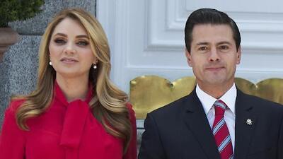 Angélica Rivera es fría y marca distancia y Peña Nieto tiende a la depresión, experta analiza sus rostros