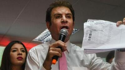 Honduran government rejects call for new elections