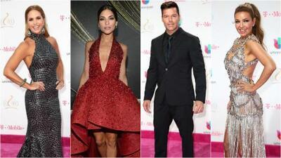 Estos fueron los mejor y peor vestidos de Premio Lo Nuestro 2017