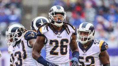 Pittsburgh contrata al linebacker Mark Barron