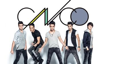 Christopher, Richard, Joel, Eric y Zabdiel son La Banda