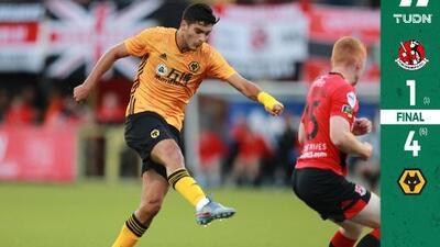 Triunfo agridulce para el Wolverhampton en Europa League