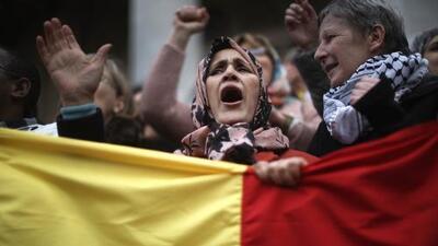 Belgas de SA lamentan atentados terroristas