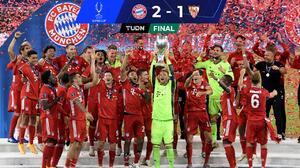 ¡Supercampeón! Bayern Munich hace válido el favoritismo y sentenció a Sevilla