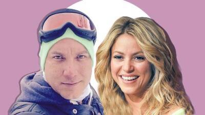 El otro exnovio de Shakira que quiso cinco minutos de fama y jura que le rompió el corazón por su bien