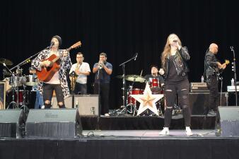 Jesse y Joy en ACL Live Moody Theater en Austin
