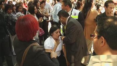 Terremoto de 7.8 en México dejó daños materiales