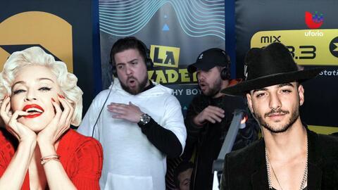 Trap News: Maluma la puso en la luna con Madonna y Katy Perry con calma se metió al mercado latino