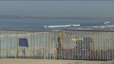 EEUU refuerza la seguridad en la frontera con México tras el cruce ilegal de decenas de inmigrantes