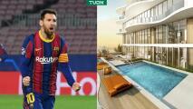 ¿Pensando en el futuro? Messi compra lujoso piso en Miami
